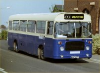 WAE187T with East Devon Buses